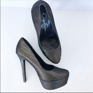 Jessica Simpson Platform Heel Pumps
